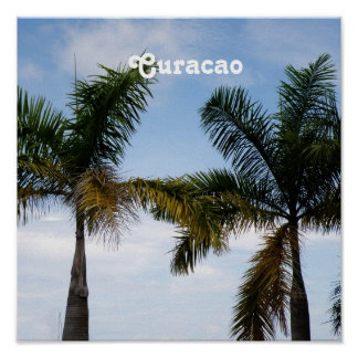 Curacao Print