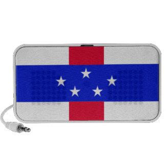 Curaçao señala altavoces por medio de una bandera