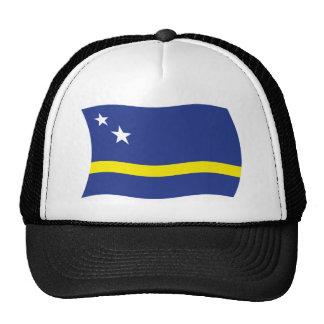 Curaçao señala el gorra por medio de una bandera