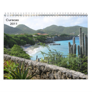 Curacao Underwater 2012 Calendar