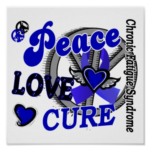 Curación 2 CFS del amor de la paz Posters