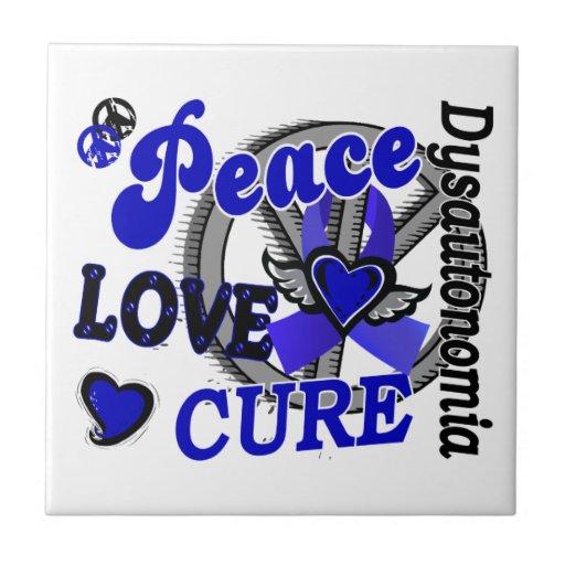 Curación 2 Dysautonomia del amor de la paz Tejas