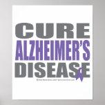 Curación Alzheimers Póster