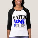 Curación Ankylosing del amor de la fe de Spondylit Camiseta