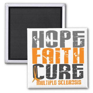 CURACIÓN de FE de la ESPERANZA de la esclerosis mú Iman De Nevera