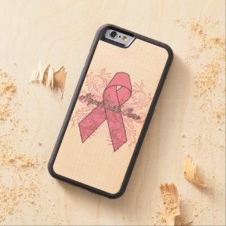 Curación de fe de la esperanza del Flourish del Funda De iPhone 6 Bumper Arce