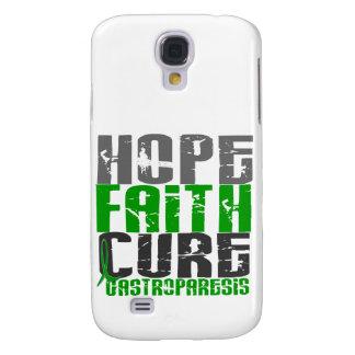 Curación de fe de la esperanza Gastroparesis