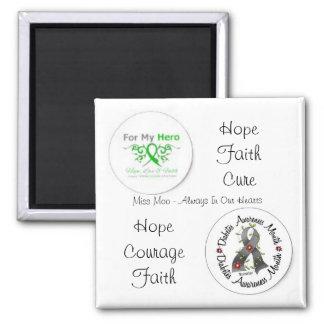 Curación de fe de la esperanza/imán de la fe de Ho