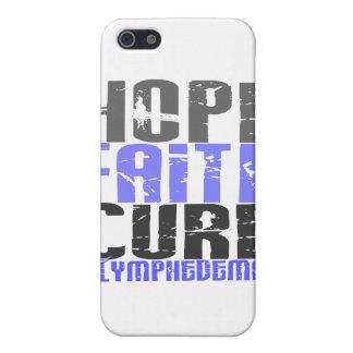 Curación de fe de la esperanza Lymphedema iPhone 5 Cárcasa