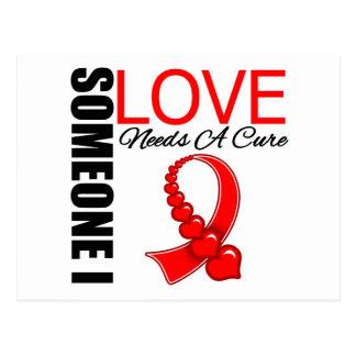 Curación de la enfermedad cardiovascular postales