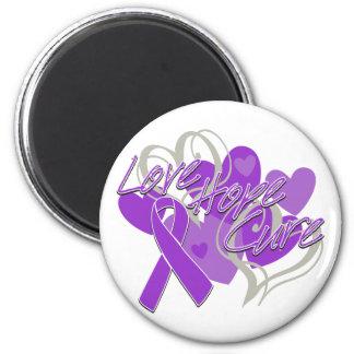 Curación de la esperanza del amor del cáncer del E Imanes