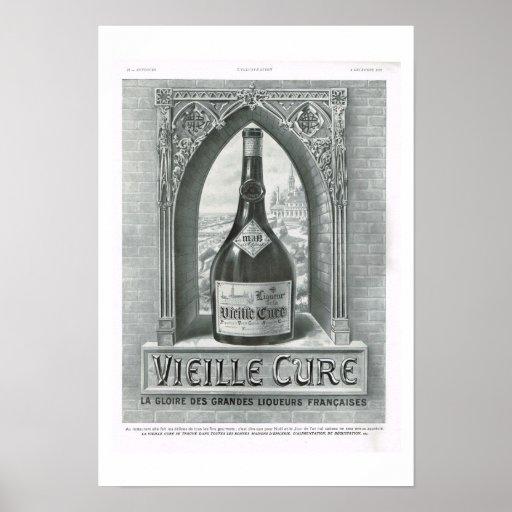 Curación de Vielle Poster