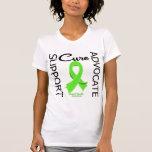 Curación del abogado de la ayuda de la conciencia camiseta