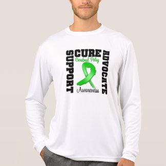 Curación del abogado de la ayuda de la parálisis camisetas