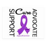 Curación del abogado de la ayuda del lupus postal