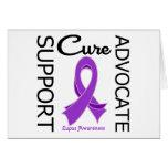 Curación del abogado de la ayuda del lupus felicitaciones