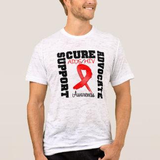 Curación del abogado de la ayuda del VIH del SIDA Playera