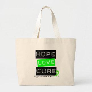 Curación del amor de la esperanza - conciencia de  bolsa de mano