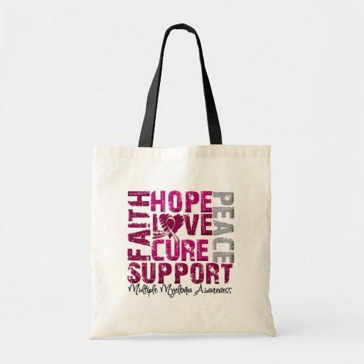 Curación del amor de la esperanza - conciencia del bolsa