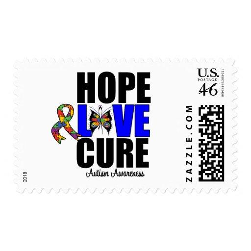 Curación del amor de la esperanza del autismo (v.1 franqueo