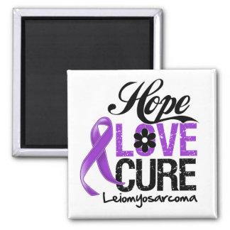 Curación del amor de la esperanza del cáncer de Le Imán De Nevera