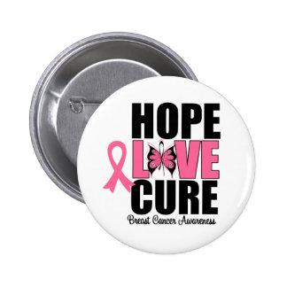 Curación del amor de la esperanza del cáncer de pe pin redondo 5 cm