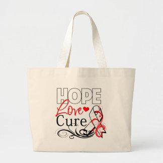 Curación del amor de la esperanza del cáncer de pu bolsas