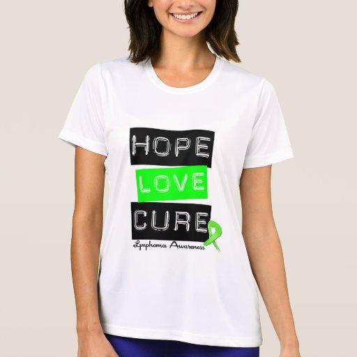 Curación del amor de la esperanza del linfoma playera