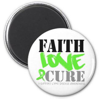 Curación del amor de la fe de la enfermedad de Lym Iman
