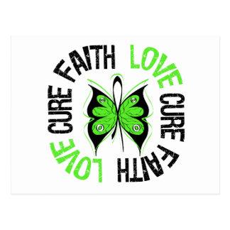 Curación del amor de la fe de la enfermedad de tarjetas postales