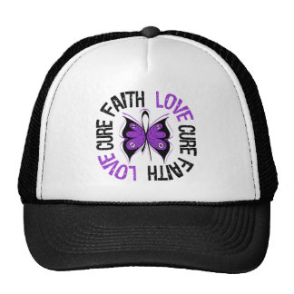 Curación del amor de la fe de la epilepsia gorras de camionero