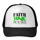 Curación del amor de la fe de la salud mental gorra