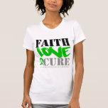 Curación del amor de la fe de la salud mental camisetas