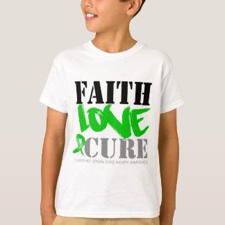 Curación del amor de la fe de lesión de la médula camisas