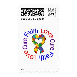 Curación del amor de la fe del autismo envio