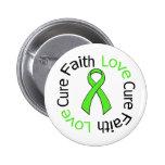 Curación del amor de la fe del LINFOMA Pin
