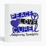 Curación del amor de la paz Ankylosing Spondylitis