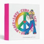 Curación del amor de la paz del cáncer de pecho
