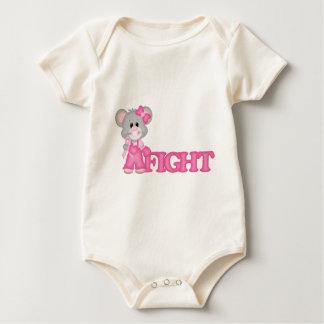 Curación del ratón de Think Pink Body Para Bebé