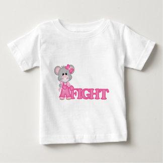 Curación del ratón de Think Pink Playera De Bebé