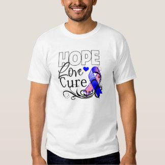 Curación masculina del amor de la esperanza del poleras