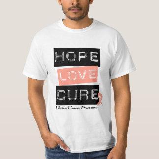 Curación uterina del amor de la esperanza del remera