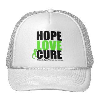 Curación v1 del amor de la esperanza de la enferme gorro