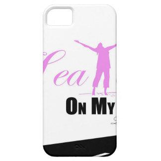 Curado en mis accesorios de la manera iPhone 5 Case-Mate protectores