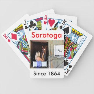 Curalina Bicycle Playing Cards