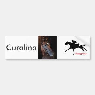 Curalina Bumper Sticker
