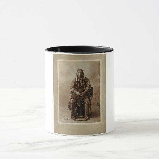 Curandero 1898 del Comanche Taza