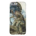 Curandero de la tribu de Mandan en el traje de Funda De iPhone 6 Barely There