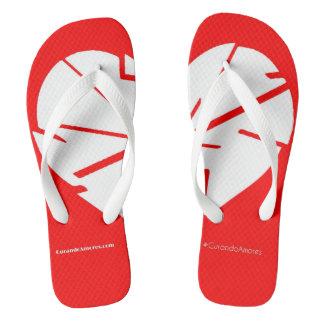 Curando Amores Sandalias Flip Flops
