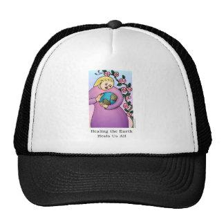 Curando la tierra nos cura todos gorra